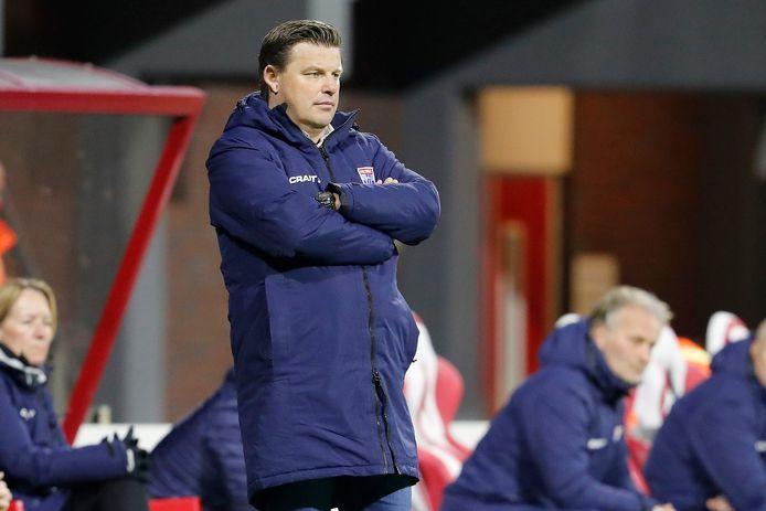 John Stegeman vertrekt per direct bij PEC Zwolle.