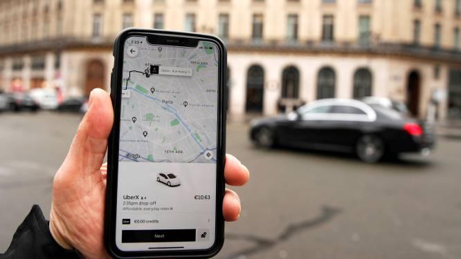 Taxibedrijf Uber naar verwachting bijna een winstgevend bedrijf