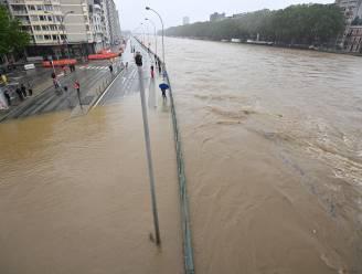 Komende uren nog intense regenbuien in oosten van het land mogelijk
