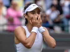 Britse tienersensatie met wildcard verovert harten op Wimbledon