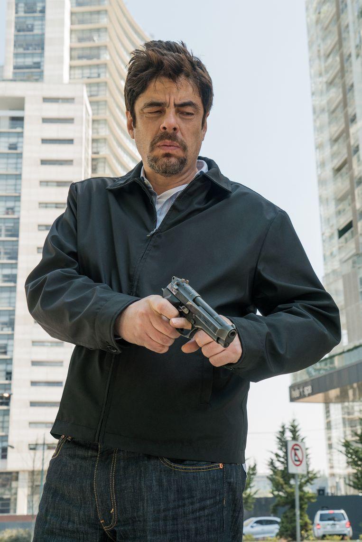 Benicio Del Toro. Beeld rv