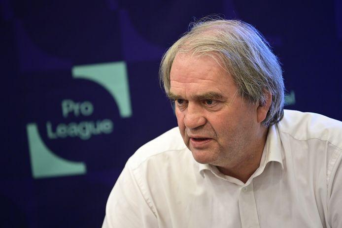 Pierre François, CEO de la Pro League.