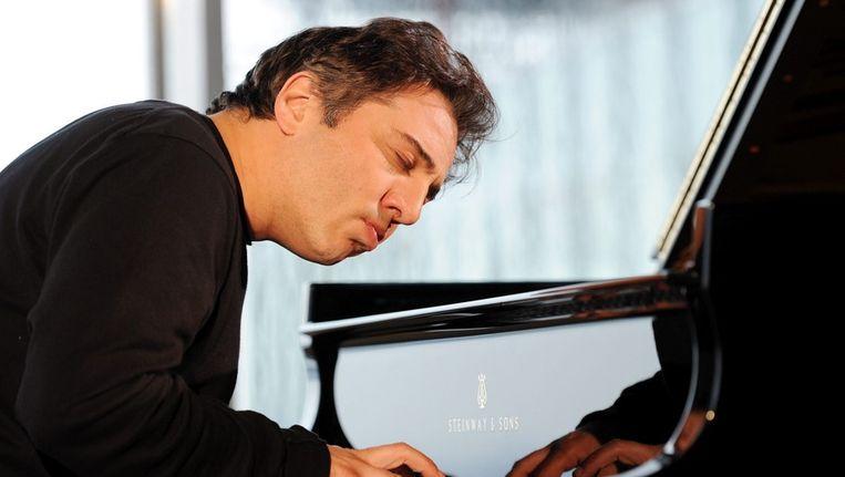 Pianist Fazil Say Beeld epa