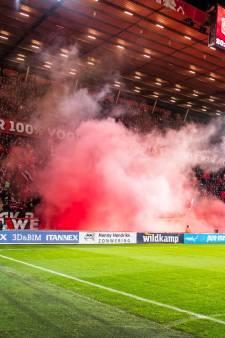 Go Ahead Eagles speelt zondag in een bomvolle Grolsch Veste de kraker tegen FC Twente