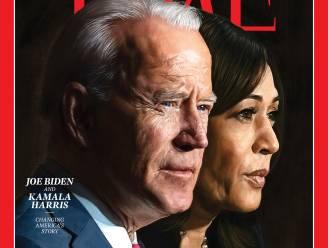 Time: Joe Biden en Kamala Harris zijn Persoon van het Jaar