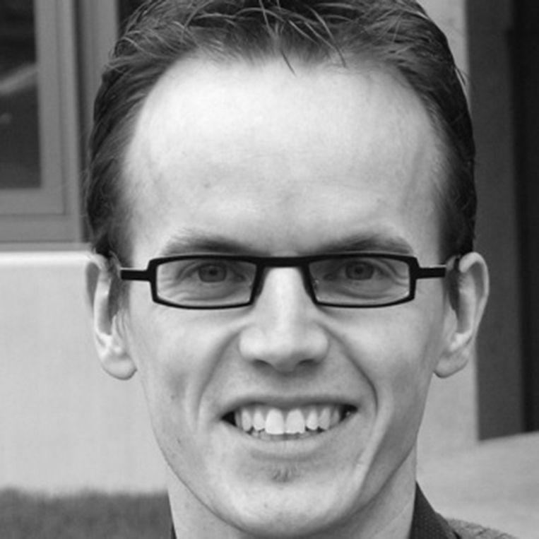 Maarten Van Craen. Beeld rv