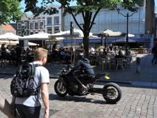 PvdA wil einde aan overlast motoren in Dordtse binnenstad