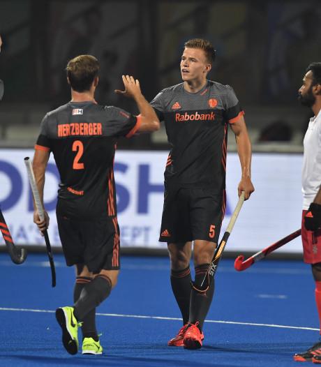 Oranje naar kwartfinale WK na winst op Canada, maar verliest De Wijn