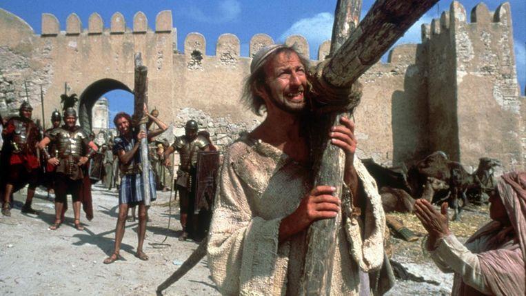 Scène uit  'Monty Python's Life of Brian' (1979). Beeld rv