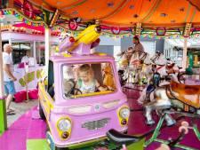 Weer een zomerkermis in Helmond, maar nog wel kleiner dan normaal en vooral voor kinderen