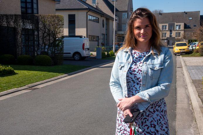 Psychologe Ellen Bisschop woont in Laarne.