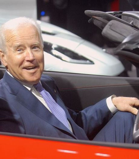 Joe Bidens haat-liefdeverhouding met auto's