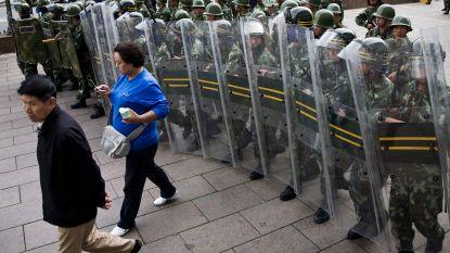 """China wil koste wat kost herenigen met Taiwan en ziet """"gebruik van geweld"""" als optie"""