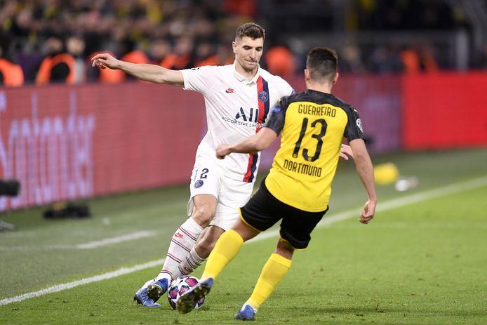 Le départ de Thomas Meunier du PSG est acté, son arrivée à Dortmund se précise...