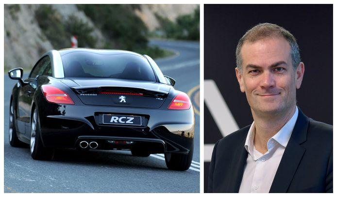 Maxime Picat, Executive Vice President van autoconcern PSA, ziet geen ruimte voor pleziermodellen zoals de Peugeot RCZ