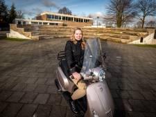'Met de scooter ben je vanuit Nispen zo in Roosendaal'