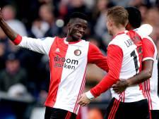 Ié weer in beeld bij Feyenoord nu Botteghin nieuw avontuur wil aangaan