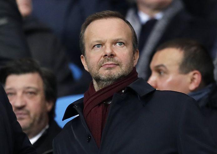 Le vice-président de Manchester United, Ed Woodward.