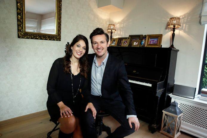 Davy Gilles en Sasha Rosen.