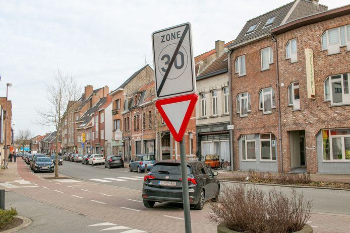 De hele Sint-Niklase binnenstad wordt zone 30