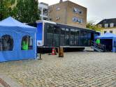 Vrije inloop in tijdelijke priklocatie op het Bredase Kasteelplein