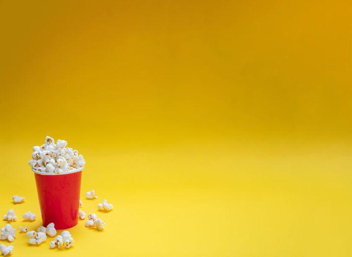 In de kantine van Luctor Heinkenszand is zoutarme popcorn verkrijgbaar