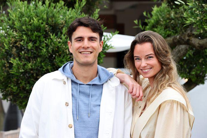 Conner Rousseau en beste vriendin Charlotte