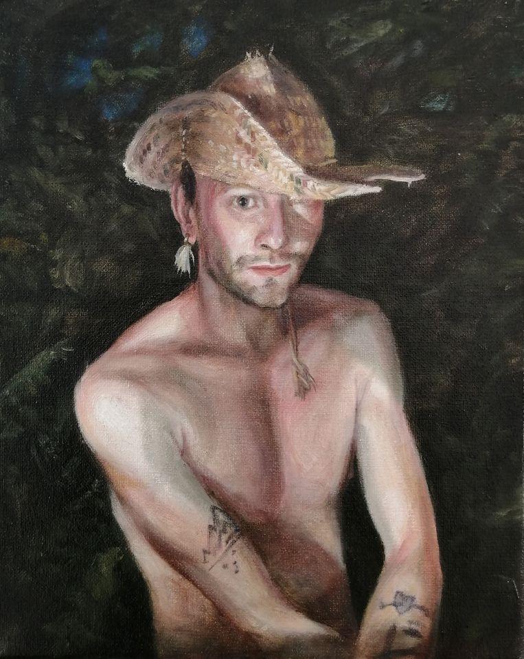 Sam Andrea, Erfam (2020), Galerie Vriend van Bavink. Beeld Gallery Viewer