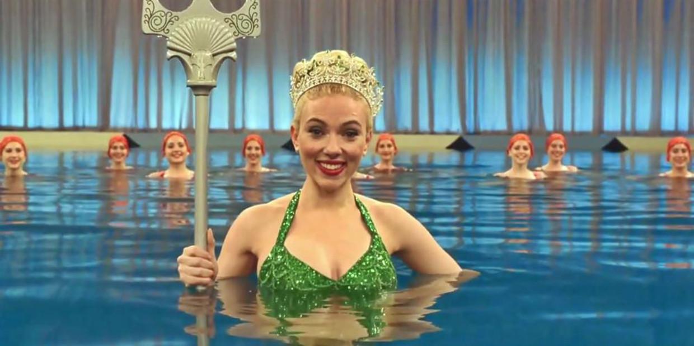 Scarlett Johansson in 'Hail Ceasar' Beeld rv