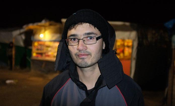 Jalal (24) uit Pakistan belandde in het kamp in Calais nadat zijn asielverzoek in ons land werd afgewezen. In Sint-Niklaas werd hij slachtoffer van een steekpartij.
