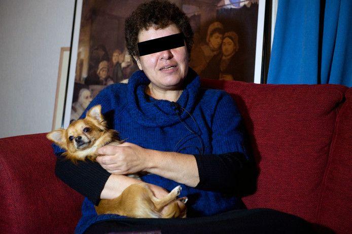 Natuurgenezeres Sara G.  in 2019. Ze tekende beroep aan tegen het vonnis van acht jaar dat de rechtbank Utrecht in april 2019 oplegde.