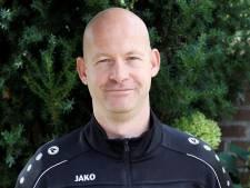 Robbert Verhoeven verlengt contract bij Hapert