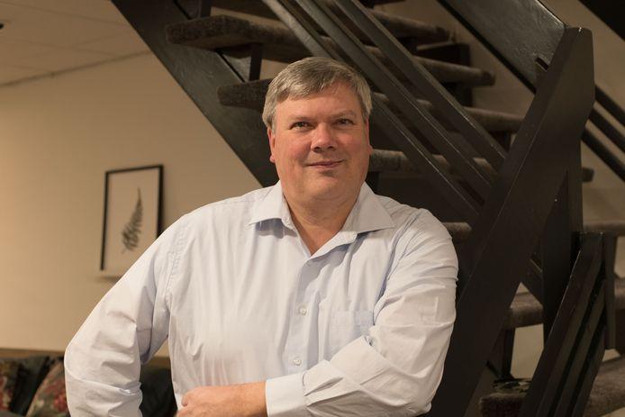 Frans Poorter: ,,Ik hoop vooral een no- nonsense-voorzitter te worden.''