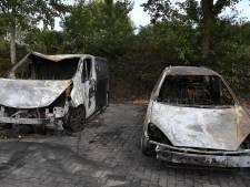 Man (57) opgepakt voor reeks branden in Grave