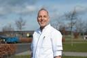 Voorzitter van de Medische Staf Deventer Ziekenhuis, Hans van der Deure.