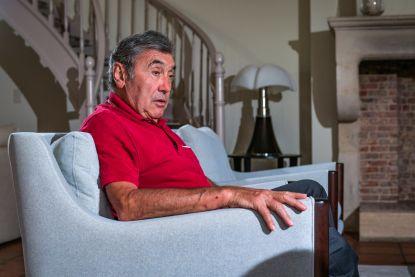 """Eddy Merckx: """"Ik zal niet zeggen dat Froome geen goede coureur is, maar hij is toch geen supercoureur"""""""