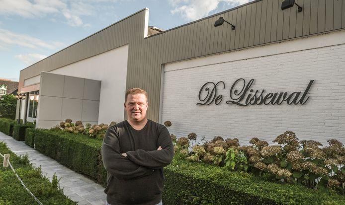 """Jurgen Crombez van De Lissewal: """"Voor feestzalen is en blijft het een drama, wij hebben geen vooruitzicht."""""""