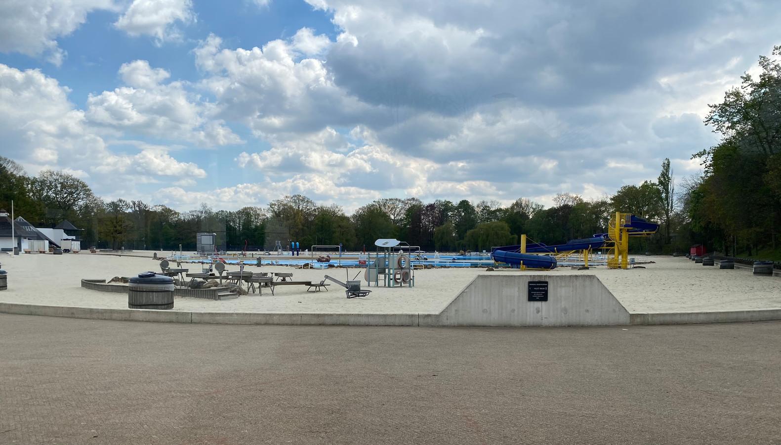 Zwembad Halve Maan in Diest