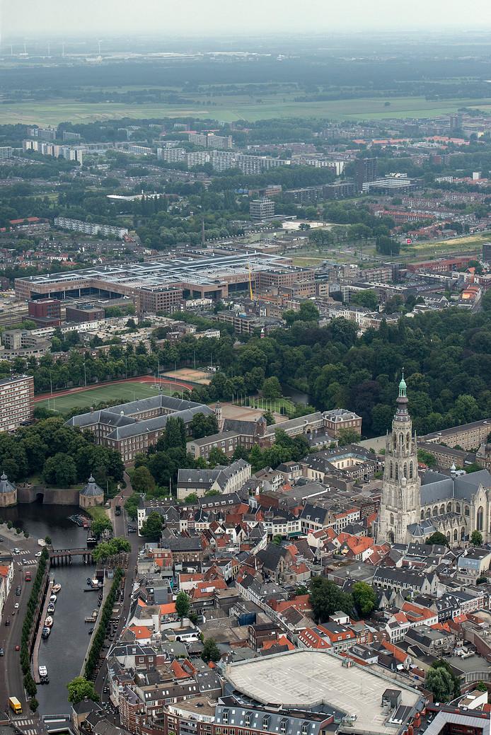 Breda heeft een tekort aan betaalbare sociale woningen.