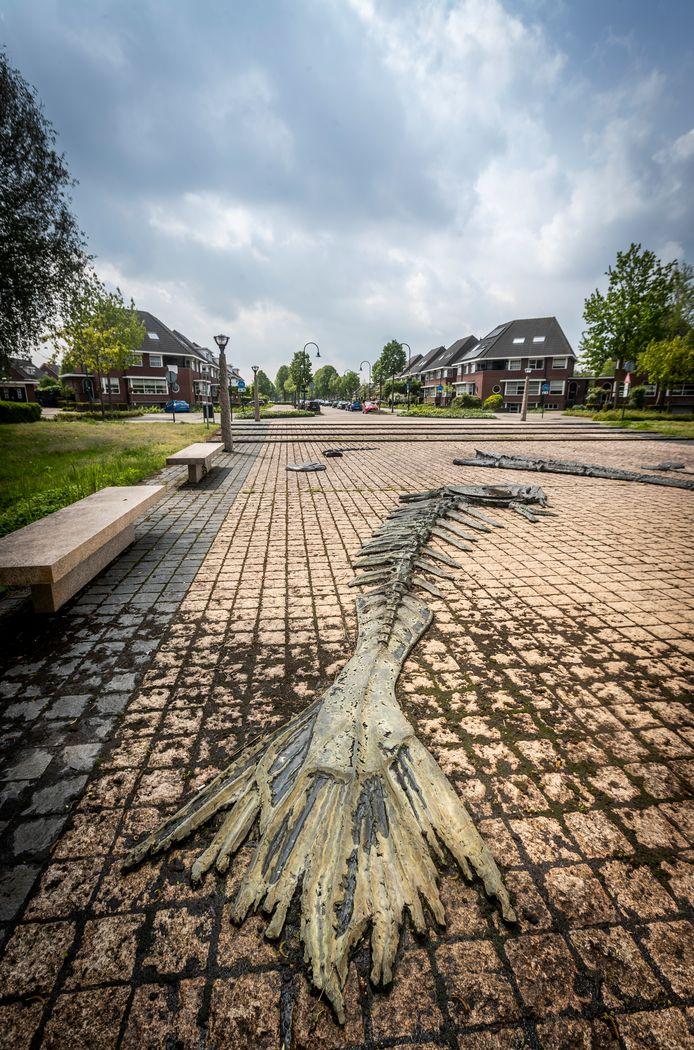 Het wqerk van Egon Kuchlein in Helmond.