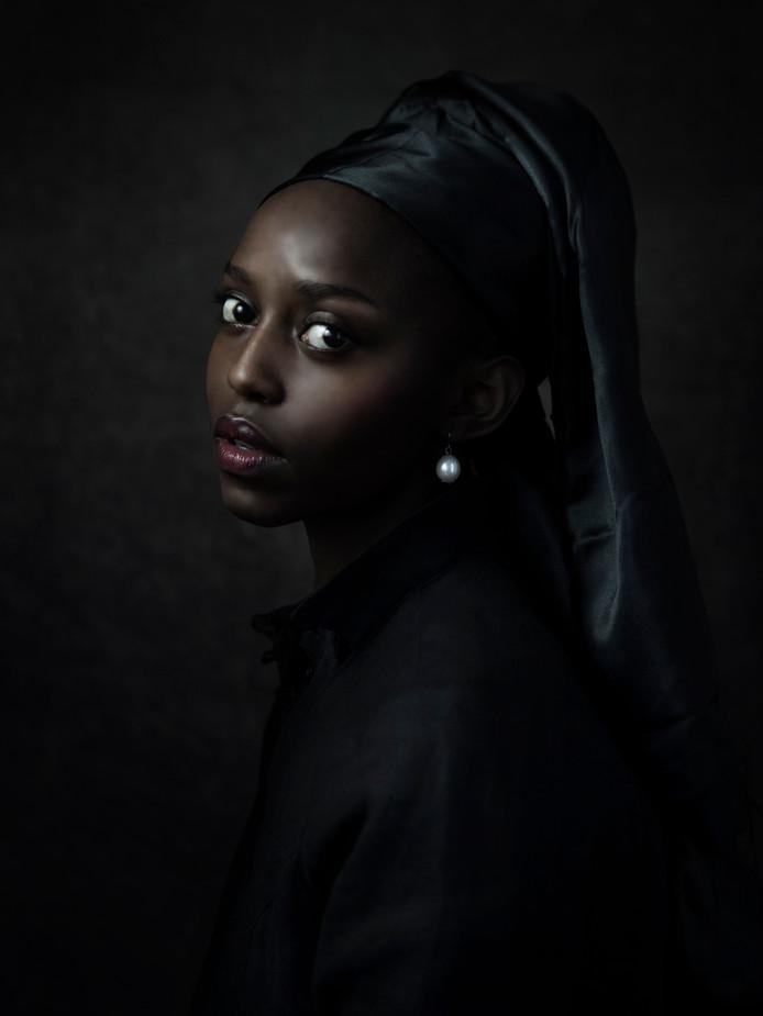 Grote zwarte meisjes