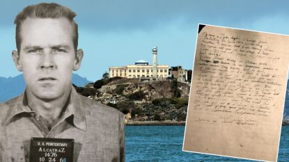 Brief werpt nieuw licht op mysterie van wat er gebeurde met drie gevangenen die in 1962 ontsnapten uit Alcatraz en spoorloos verdwenen