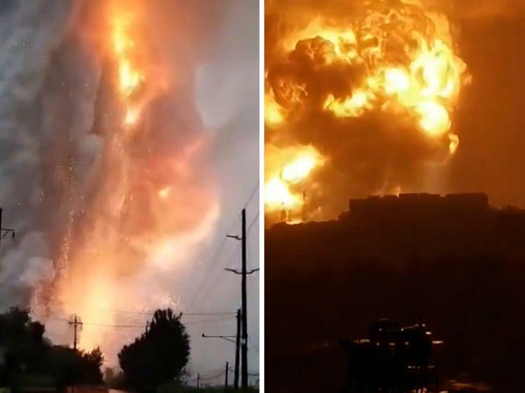 Chinese aluminiumfabriek ontploft na overstroming
