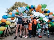 Aaltenaren zijn lyrisch over compleet vernieuwd sportpark