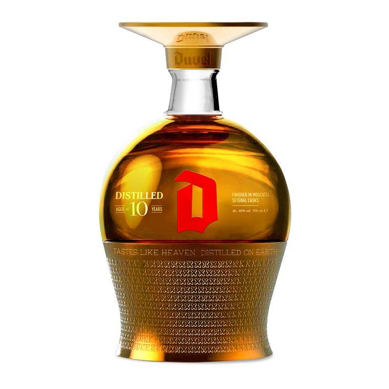 Dit najaar brengt brouwerij Duvel-Moortgat nog een speciale 'Duvel Distilled' op de markt. Beeld RV