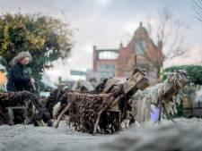 Wel kerstsfeer in Almelo maar geen Bethlehem Boulevard