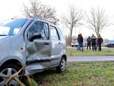 Oudere man gewond bij aanrijding op N272 bij Sint Anthonis