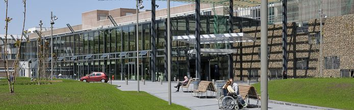 Het St. Antonius ziekenhuis in Nieuwegein.