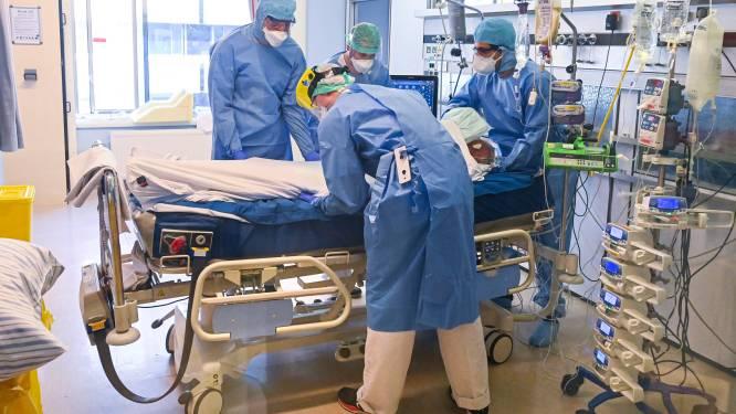 OVERZICHT. België rondt kaap van 22.000 coronadoden, besmettingen stijgen met 24 procent