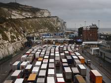 Honderden Nederlandse chauffeurs vast in Verenigd Koninkrijk